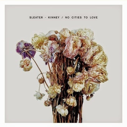 Sleater-Kinney, No cities to Love - Stereorama | Music & Art | Scoop.it