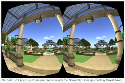 3rd Party SL Viewer for Consumer Oculus Rift Available | Second Life and other Virtual Worlds | Scoop.it