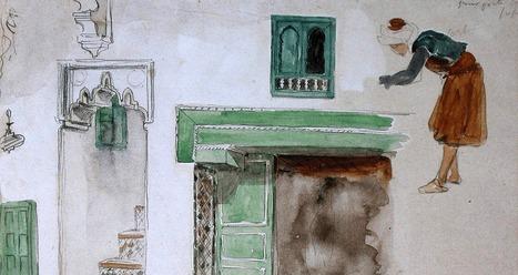 Delacroix au Maroc, l'éblouissement - Webdocumentaire de France Culture | Narration transmedia et Education | Scoop.it