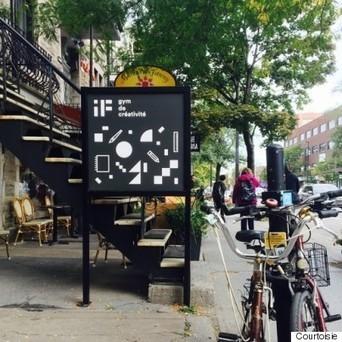 «IF», un gym de créativité ouvre à Montréal | Enseigner la créativité | Scoop.it