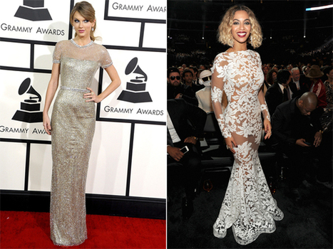 21 Best, Worst and Wildest 2014 Grammys Fashion Moments - RollingStone.com | Fashion Inspiration | Scoop.it
