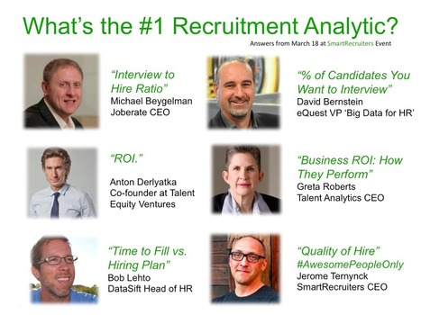 What's the Most Important Recruitment Analytic?   Hiring   Scoop.it