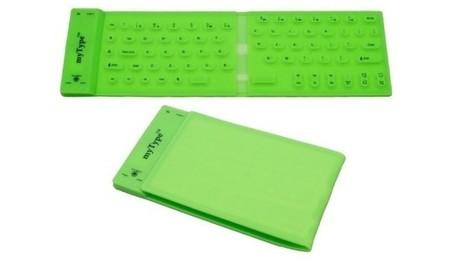 myType Keyboard: Faltbare Smartphone-Tastatur für unterwegs - COMPUTER BILD | Hardware und Software | Scoop.it