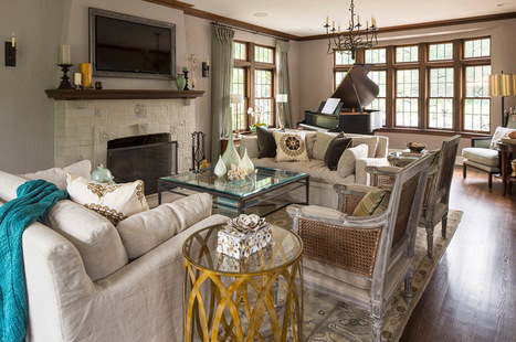 Key Measurements for Designing the Perfect Living Room   Designing Interiors   Scoop.it