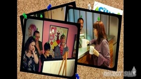 [Résumé du live] Les Sims 4 + Nouveau Logo - Direct Sims | Direct Sims | Scoop.it