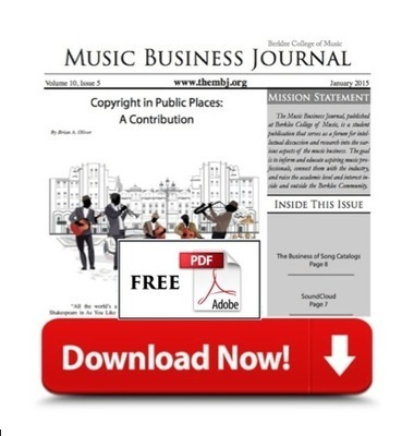 Live Performance 2.0 | Music Business Journal | Berklee College of Music | The New Business of Music Technology | Scoop.it
