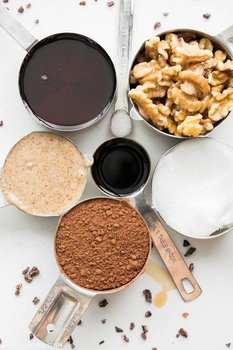 Seductive Raw Chocolate Walnut Fudge — Oh She Glows | Just Chocolate!!! | Scoop.it