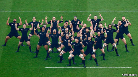 A history of the New Zealand rugby haka   AP World History   Scoop.it