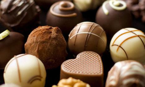 3D Printing Chocolate - Nextgov | Made Different | Scoop.it