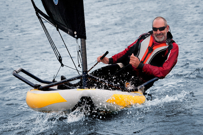 TIWAL : Un bateau de poche - Figaro Nautisme | Bretagne Info Nautisme : les entreprises du nautisme en Bretagne | Scoop.it