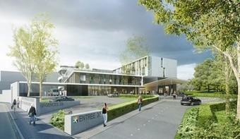 """Pôle """"femmes-mères-enfants"""", Roubaix, Escudié Fermaut Architecture - Projet laureat   LES PROJETS NPC   Scoop.it"""