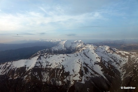 A low flight over the Sibillini Mountains in Le Marche | Le Marche another Italy | Scoop.it