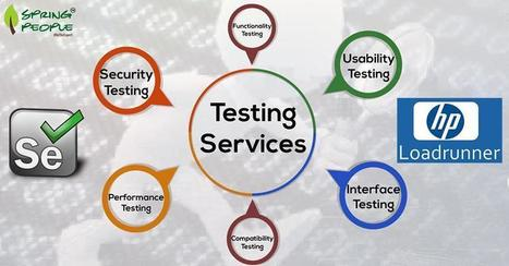 Web Testing- Selenium and LoadRunner Testing | IT Training Workshop and Training Course in Bangalore | Scoop.it