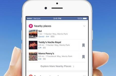 Facebook : la nouvelle fonctionnalité qui rappelle Google Now   kamusa   Scoop.it