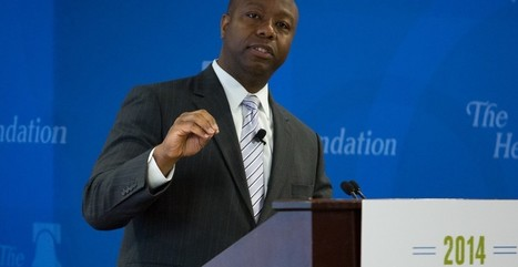 Tim Scott: Why Marriage Matters for Fighting Poverty | Healthy Marriage Links and Clips | Scoop.it