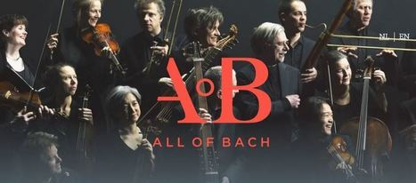 All of Bach is Putting Bach's Complete Works Online: 100 Done, 980 to Come | Music, Videos, Colours, Natural Health | Scoop.it
