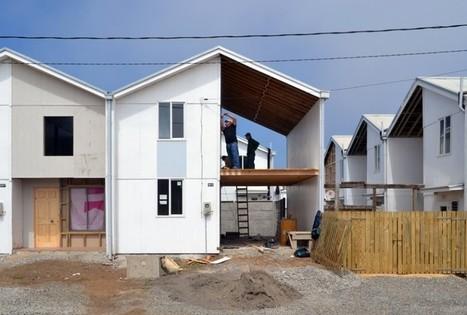Social Housing da Nobel, quando l'innovazione sociale passa per l'architettura | Conetica | Scoop.it