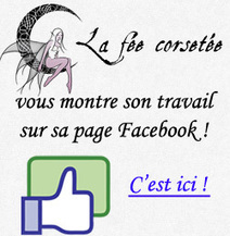 Corsets et robes de mariée Made in France - La fée corsetée | Made In France | Scoop.it