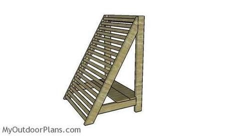 Portable Vegetable Trellis Plans | MyOutdoorPlans | Free Woodworking Plans and Projects, DIY Shed, Wooden Playhouse, Pergola, Bbq | Furniture Plans | Scoop.it