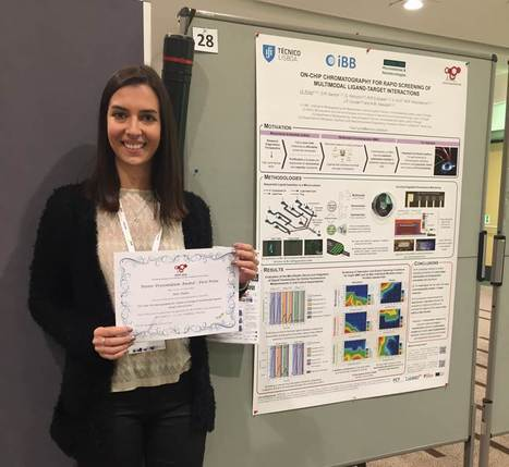 Inês Pinto Receives Best Poster Award at ISPPP 2016   iBB   Scoop.it