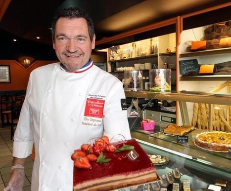C'est le pâtissier le plus titré de la planète gourmande | LA DEPECHE.fr | Actu Boulangerie Patisserie Restauration Traiteur | Scoop.it