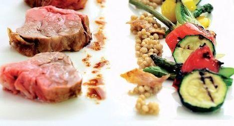 Recette Roti d'épaule d'agneau aux légumes grillés - Essyndic.com | Cuisine, Recettes et art culinaire | Scoop.it