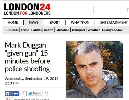 That Mark Duggan photo? There's more to it than meets the eye... | Media Representation | Scoop.it