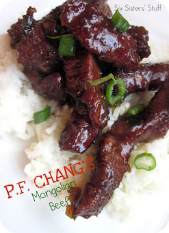 Chang's Mongolian Beef Copycat Recipe | Food Recipes | Scoop.it