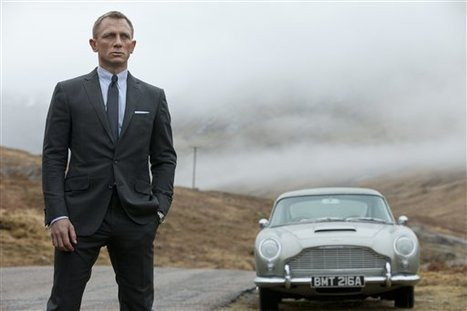 'Skyfall' critics highlight 62 movie errors in fun viral video - NBCNews.com (blog) | Machinimania | Scoop.it