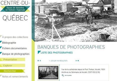 Photos à identifier/ histoire du Centre-du-Québec | The Blog's Revue by OlivierSC | Scoop.it