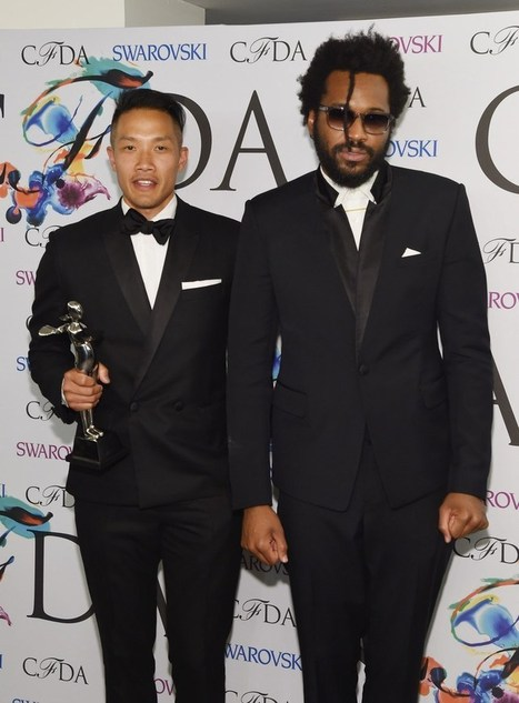 2014 CFDA Fashion Awards | DerriusPierre.Com | Scoop.it