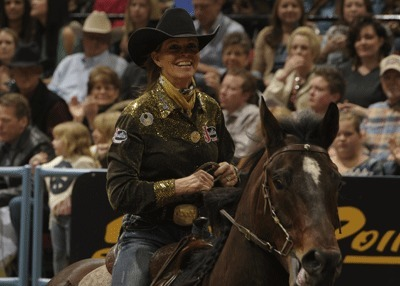 Walker continues winning ways at Wrangler NFR | barrel racing | Scoop.it