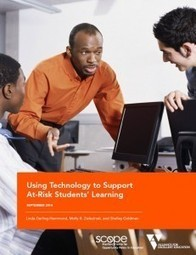 Using Technology to Support At-Risk Students' Learning | TechTalk | Scoop.it