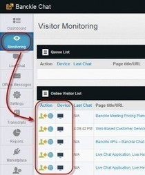 Configure Automatic Chat Invitation Option using Banckle.Chat App | Business and Social applications | Scoop.it