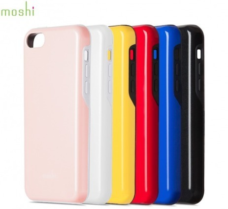 iPhone 5C accessories begin to flow.. Moshi leads the way | something about the life | Scoop.it