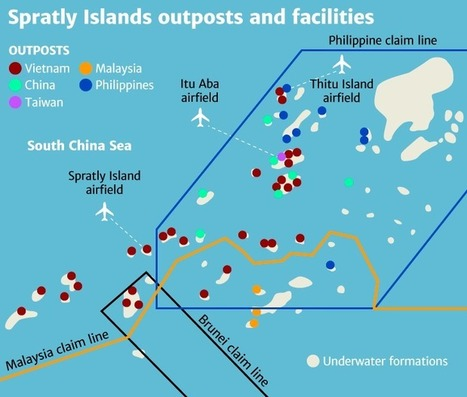 South China Sea dispute: What you need to know   Year 10 Geography   Scoop.it