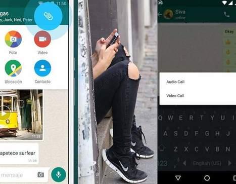 Llega un nuevo Whatsapp: las ocho novedades de su gran actualización - 20minutos.es | EDUCACIÓN en Puerto TIC | Scoop.it