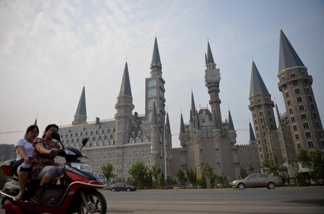 Hogwarts-Style University Lures Chinese Students - NBCNews.com | LetsMeetAtJoes | Scoop.it