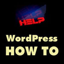 How To Create A News Page In WordPress - Blogging Tips | Blogging fast | Scoop.it