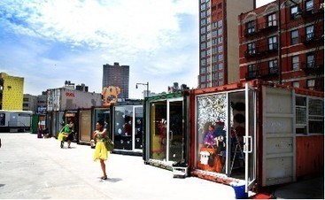 The Art of Shipping Containers | Eco Brooklyn | Container Architecture | Scoop.it