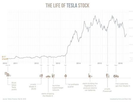 How Elon Musk Started - His Life Visualized | Post-Sapiens, les êtres technologiques | Scoop.it