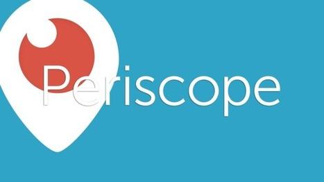 Tout savoir sur Périscope | Freewares | Scoop.it