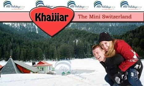 Take the fine glimpse of nature in Himachal Khajjiar – the 'Mini Swizerland of India' | Himachal Tours | Scoop.it