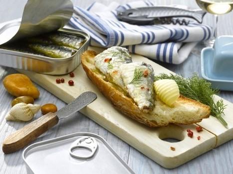 Conserves de poissons : nutriments et vitamines en stock | Végétarisme, santé et vie | Scoop.it