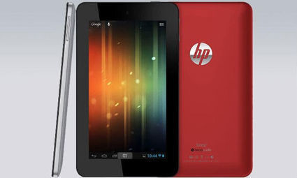 HP Slate 7 Hits UK Market: What about India Launch? | HP Slate | Scoop.it