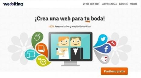 wedsiting – Crea una página web para tu boda   Uso inteligente de las herramientas TIC   Scoop.it