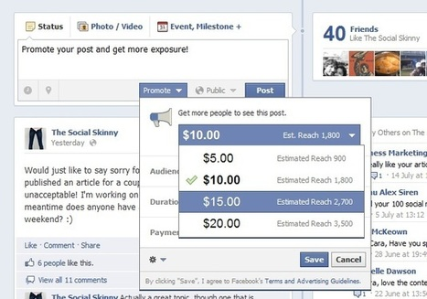 12 Facebook Page Functions You Might Have Missed | Ignite Social Media | Techy Stuff | Scoop.it