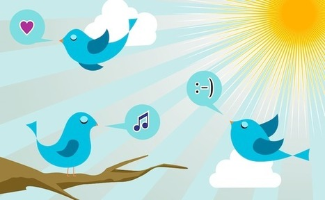 Social marketing : comment les grandes marques utilisent Twitter ... | severinedevanne.com | Scoop.it