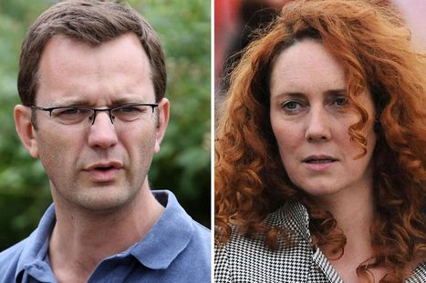 Milly Dowler phone hacking: Two former News of the world editors Rebekah Brooks and Andy Coulson to face court | Rupert Murdoch Phone Hacking Scandal | Scoop.it