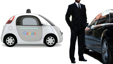 Google s'attaque de front à Uber avec ses futurs « robots-taxis » | Mobilités | Scoop.it